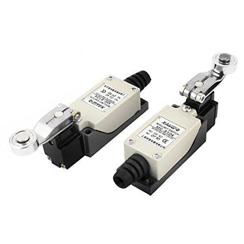Aexit 2 Stk Rotierende Schwenkhebel Arm Endschalter SPDT ME-8104 Ersatz für CNC - Ersatz-endschalter
