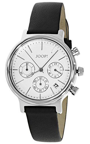 Joop Damen-Armbanduhr Analog Quarz Leder JP101502002