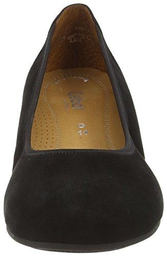 Gabor Shoes 2.69 Ladies Chiuso Pumps Nero