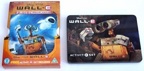 Image of WALL-E DVD Play.Com Activity Tin