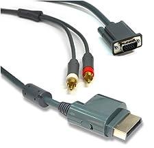 Xbox 360 VGA Kabel