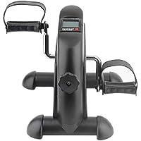 Preisvergleich für Pgige Mini Heimtrainer, Mini Trainer Exerciser Radfahren Fitness Equippemnt Pedal Heimtrainer Indoor Silent Stepper Mit LCD-Display