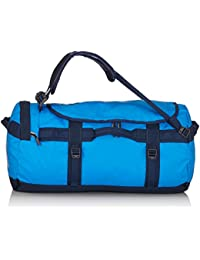 The North Face Base Camp Duffel - Mochila, unisex, color azul (Bomber Blue/Cosmic Blue), 75.5 x 45 x 45, 132 L
