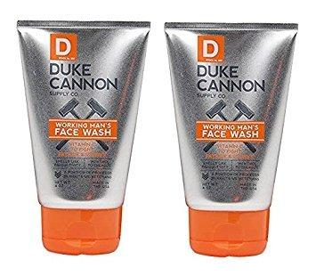 Duke Cannon Paket 2 menschliches Gesicht waschen zu arbeiten (Kanone-paket)