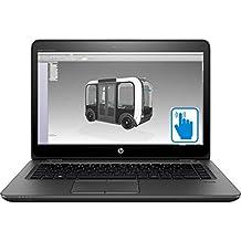 "HP ZBook 14u G4 Premium Home And Business Mobile Workstation Laptop (Intel I7-7500U Dual-Core, 16GB RAM, 512GB Sata SSD, 14"" FHD 1920x1080 Touchscreen, AMD FirePro W4190M, WiFi, Bluetooth, Win 10 Pro)"
