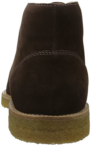 Sioux Herren Bitaro Desert Boots Braun (testa-di-moro)