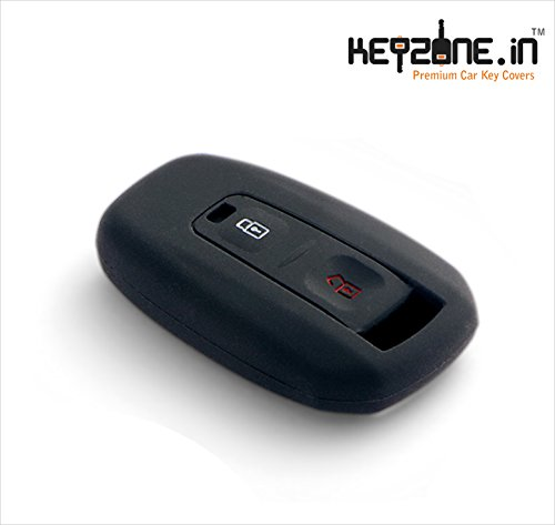 keyzone silicone key cover for tata indica vista / manza 2 button remote key Keyzone Silicone Key Cover For Tata Indica Vista / Manza 2 Button Remote Key 41uhmhKoK0L