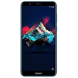 "Honor 7X 5.93 Ranura híbrida Dual SIM 4G 3340mAh Negro, Azul - Smartphone (15,1 cm (5.93""), 2160 x 1080 Pixeles, 2,36 GHz, 16 MP, Android 7.0, Negro, Azul)"