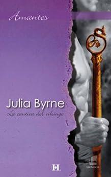 La cautiva del vikingo (Amantes) de [BYRNE, JULIA]