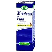 Melatonina Pura 50 ml de 1 mg de Esi