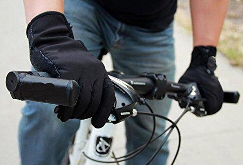 Gants De Cyclisme Gants De Ski Gant De Silicone Gants Slip Black