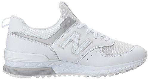 New Balance WS574RA Sneaker Donna Bianco