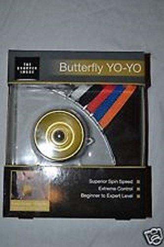 sharper-image-metal-speed-yo-yo-beginner-to-expert-gold-by-sharper-image