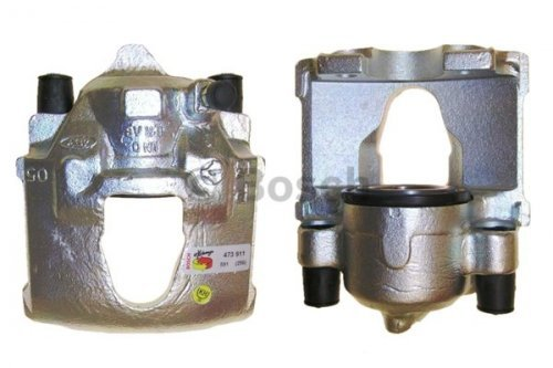 Copri pinza dei freni Durevole pinza freno a disco 3D copertura di protezione per anteriore e posteriore dellauto. 2 pezzi