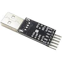 RHDZQ 6 Pin CP2102 Modul USB zu TTL UART Modul Seriell Konverter STC Downloader