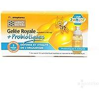 Jalea real real + láctico + vitamina D3 niños Arkopharma Arko
