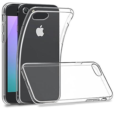 Coque Clair's - Coque iPhone 8, Angozo Transparent Clair Coque