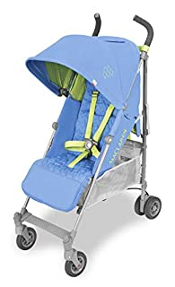 Maclaren Quest Silla de paseo - ligero, para recién nacidos hasta los 25kg, Asiento multiposición, suspensión en las 4 ruedas, Capota extensible con UPF 50+ (B078WW5R79) | Amazon price tracker / tracking, Amazon price history charts, Amazon price watches, Amazon price drop alerts