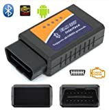 Super Mini Elm327 V1.5 Bluetooth Obd2 Obd-ii Car Auto Diagnostic Scanner Android