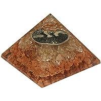 CRAFTSTRIBE Büro-Dekor-Stein-Pyramide Reiki Gemstones-Energie-Generator Spiritual 1 Pc preisvergleich bei billige-tabletten.eu