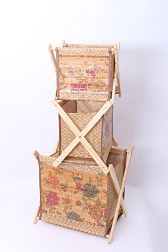 spielkiste-box-waschekorb-waschebox-waschetruhe-bambus-3er-set-zeitungsstander