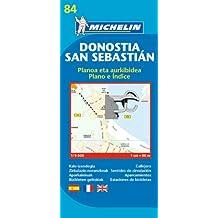 Plan Michelin Donostia / San Sebastian