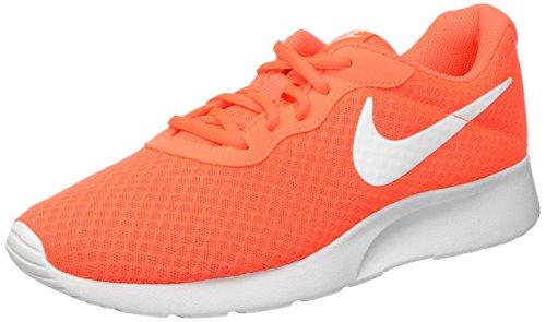 Nike Tanjun Lauchuhe, Scarpe da Corsa Uomo Rosso (Total Crimson/weiß)