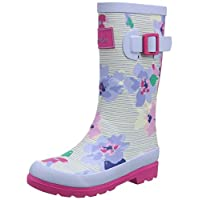 Joules Girls' Welly Wellington Boots