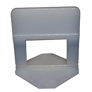 Nivofix Laschen (Clips) 250 Stück für Fugenbreite 1.5 mm und für Plattenstärke 3-12 mm