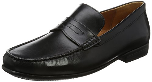 Clarks Men's Claude Lane Leather Clogs and Mules