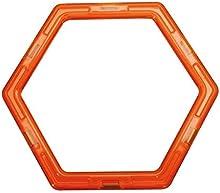Magformers - 2042598 - Construcción Juego - Hexagon - 6 Habitaciones