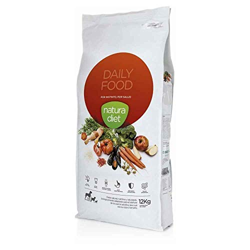 Natura diet Daily food 12 kg Alimento Natural seco