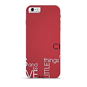 Hamee Designer Printed Hard Back Case Cover for Apple iPhone 7 Plus Design 2890