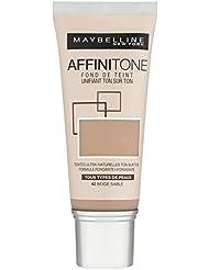 Gemey-Maybelline - Affinitone  - Fond de teint liquide  - 42 beige sable