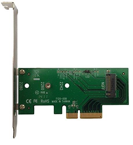 LyCOM DT-120 Tarjeta Adaptador Interfaz M.2 Interno