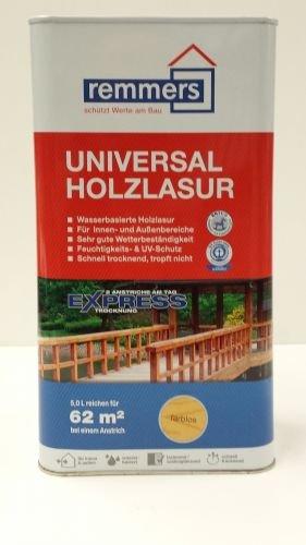 Remmers Aidol Universal Holzlasur auf Wasserbasis, Kiefer / 5 Liter