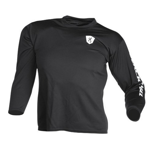 Browning Langarm T-Shirt XXL Schwarz (Browning T-shirts)