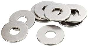 SDU 701877 Rondelles D9021 A-25-A4 acier inoxydable 10 pièces (Import Allemagne)