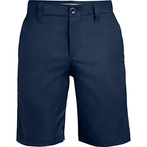 Under Armour Kinder Match Play 2.0 Golf Kurze Hose, Blau, 14 - Golf Shorts Blau