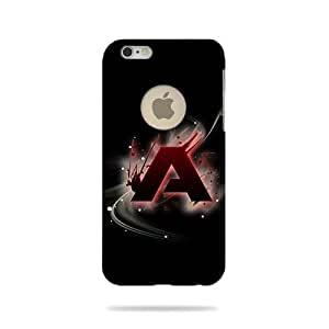 Apple Iphone 6 Logo Cut Printed Back COVER (3D)RK-AD022
