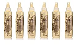 Oscar Blandi At Home Salon Glaze Shine Rinse5 Oz + Curad Bandages 8 Ct.