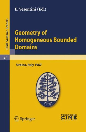 geometry-of-homogeneous-bounded-domains-urbino-italy-1967