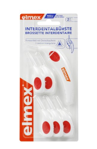 Elmex Interdentalbürste 2mm, 6 Stück