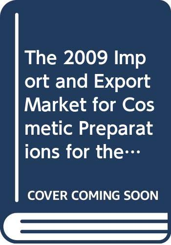 The 2009 Import and Export Market for Cosmetic Preparations for the Hair  Including Shampoos in Portugal