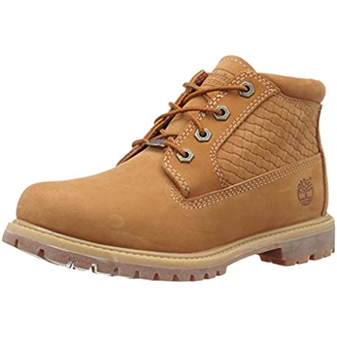 Timberland A13Z7 W/L Boot Nellie Chukka Double Wheat yellow