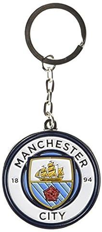 FC Manchester City 2665 Porte-Clés Métal Mixte Adulte, Ocean Blue