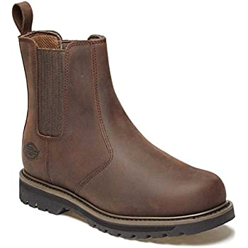 Dickies Fn23700 Trinity Non-safety Boot Brown 10