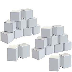 adventskalender rohling 24 advents boxen karton blanko wei zum bemalen und bef llen amazon. Black Bedroom Furniture Sets. Home Design Ideas