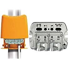 Televes 561601 - Amplificador mástil nanokom 3e/1s easyf uhf