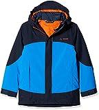 Vaude Kinder Kids Suricate 3in1 Jacket III Doppeljacke, Eclipse, 110/116